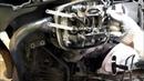 BMW R1150 R1100 Регулировка клапанов