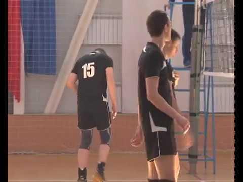 Открытый Кубок по волейболу Скопинского АТП