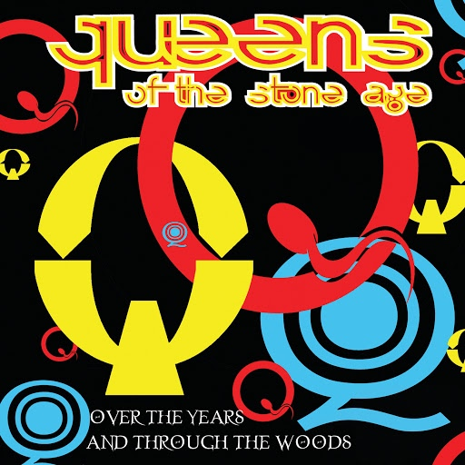 Queens of the Stone Age альбом Over The Years And Through The Woods (Live At Brixton Academy / 2005)