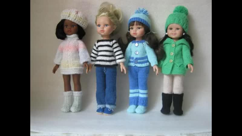 Одежда для кукол Paola Riuna