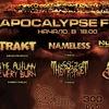 |APOCALYPSE FEST|21.12.12|МЕТРО|