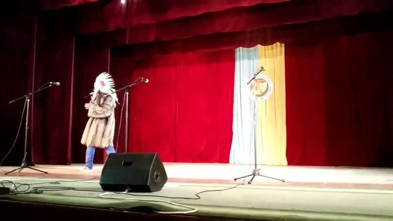 DZIDZIO - Павук Новоукраїнський будинок культури ЦПК Ювілейний