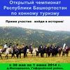 Чемпионат РБ по конному туризму 2014