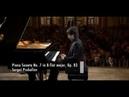 Piano Sonata No 7 in B flat major Op 83 Sergei Prokofiev