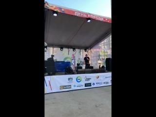 BOSTAN & TAYA - Нет (День города Новосибирск 2018)