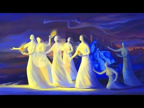 Das Licht der Endzeit ➤ Das Gleichnis der 10 Jungfrauen