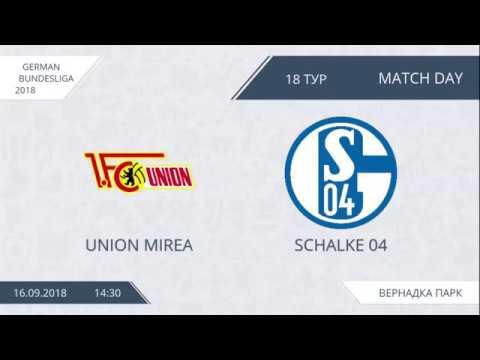 AFL18. Germany. Bundesliga. Day 18. Union MIREA - Schalke 04