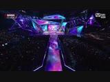 181214 Mnet MAMA in Hong Kong - La Vie en Rose &amp Beautiful Color