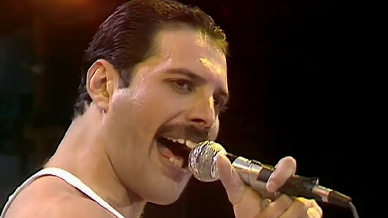 💞 Queen - Live Aid - Concert for Africa 1985 💞