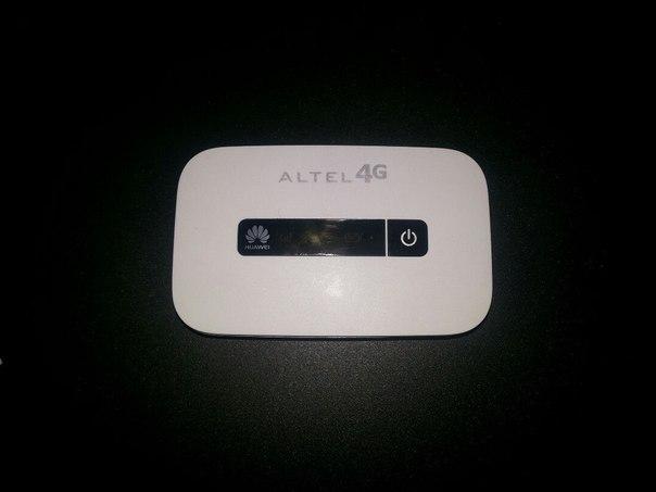 Роутер 3G/4G-WiFi Huawei E5373s-155
