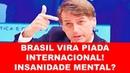 Bolsonaro Escandaliza Brasil com Video Pornográfico País vira motivo de piada no mundo