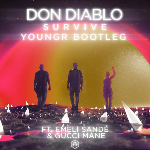 Don Diablo альбом Survive (feat. Emeli Sandé & Gucci Mane) [Youngr Bootleg]