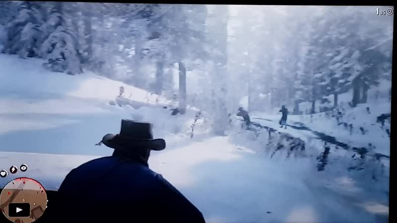 Two O'Driscolls with one stone Red Dead Redemption 2