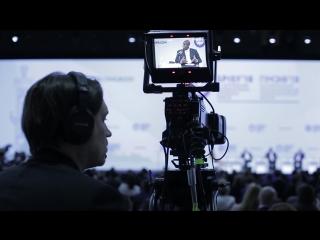 О журналистике — на ПМЭФ-2018 | МАСТ