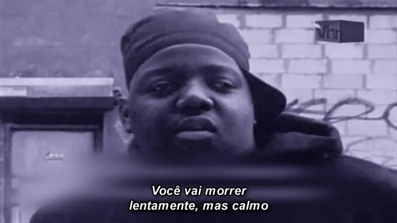 Notorious B.I.G. - Who Shot Ya (Quem Atirou em Você) Legendado ® ☠