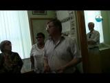 Дети войны г. Валдай в Центре изучения истории с. Лычково (18.07.2018 г.)
