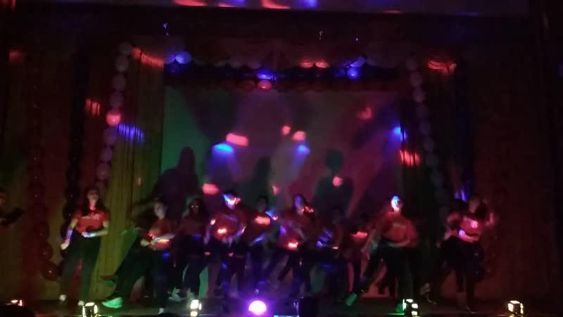 ЗК 2 отряд танцевальный микс