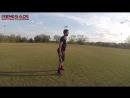 Beginner Soccer Exercises - Jump And Stick - Renegade Soccer Training