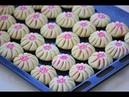 Gelin Kurabiyesi Çarkıfelek kurabiye Yapılışı Çok Kolay, Görüntüsü ve Lezzeti Şahane