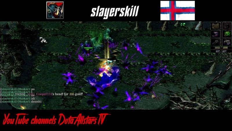 DotA - WoDotA iCCup Rampage Moments 4
