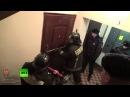 Видео задержания членов экстремистской организации Таблиги Джамаат в Москов