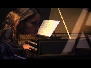 Elisabeth-Claude Jacquet De La Guerre - Prelude from Suite I in D minor - Chiara Cattani Harpsichord