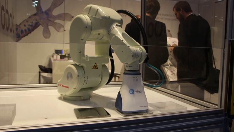 Промышленные роботы получили =лапку геккона=