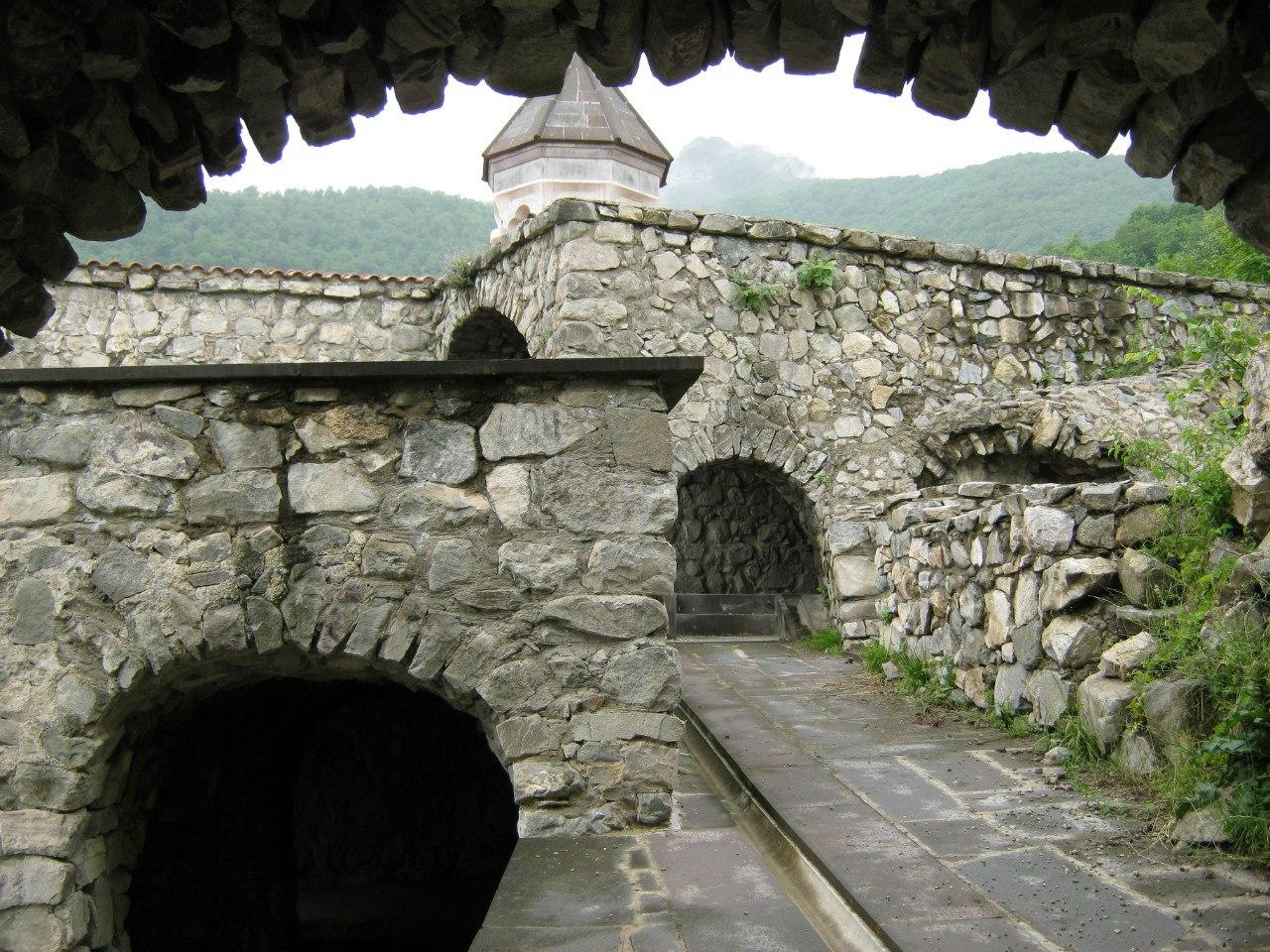 Монастырь-крепость Халидзор