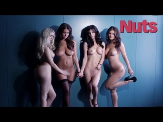 HOLLY PEERS, NICOLE NEALE, EMMA GLOVER  INDIA REYNOLDS best british girls