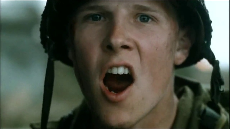 O Resgate do Soldado Ryan HD cena da praia parte 2 saving private Ryan Omaha beach part 2