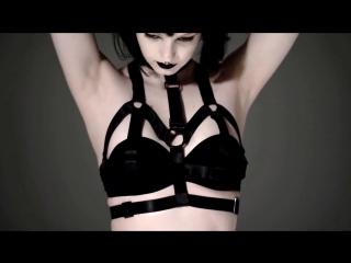 HOW TO Collar Harness by Teale Coco   (бельё, fetish, bdsm, femdom, фетиш, +18, эротика, boobs, эротика, sexy, fetish)