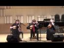Отчётный концерт 2018 В А Моцарт РОНДО Исп В Присекарь Ю Саков П Андреева
