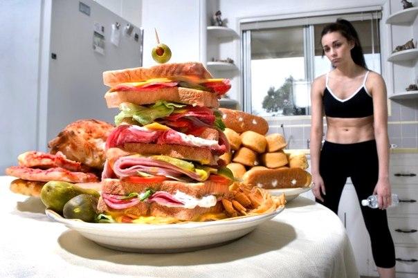 5 распространенных ошибок во время диеты