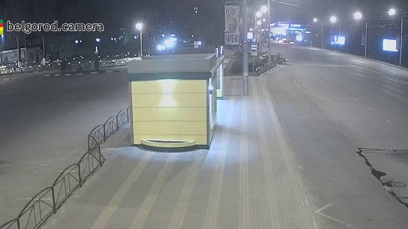 Что-то пошло не так. Парковка Рио в Белгороде.