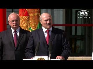 Процесс становления независимого беларуского государства должен стать необратимым - Лукашенко
