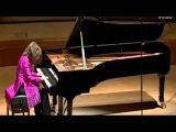 HELENE GRIMAUD plays MOZART - Piano Sonata # 8 in A minor ~ 1st. &amp 3rd. Mov. 2011