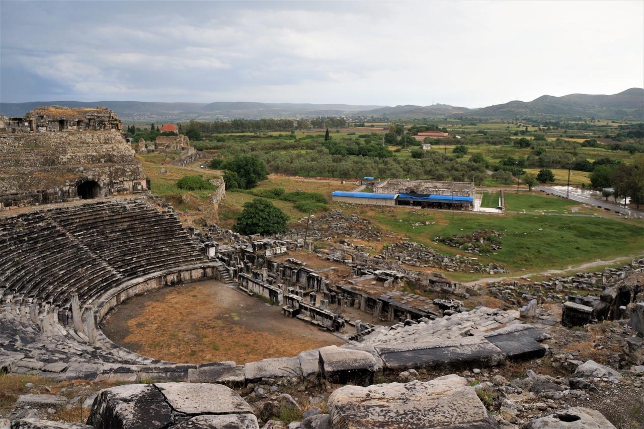 Древний Милет - самый знаменитый город Ионии