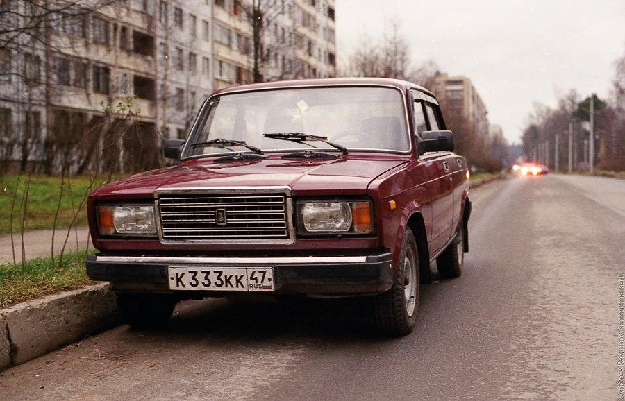 ВАЗ 21074 Семерочка