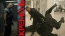 Лютый боец избил роту ментов.Лучший момент сериала Кремень\ A brutal fighter beat a company of cops.