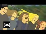 Every Brutal Metalocalypse Death Scene Metalocalypse Adult Swim