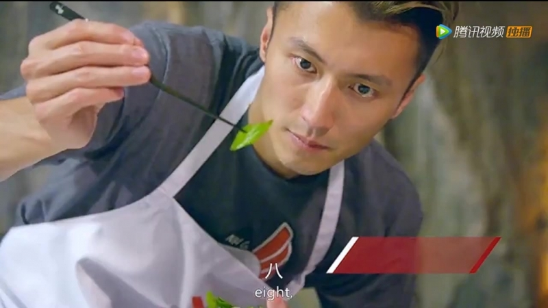 Celebrity chef: East vs West | серия 4, Ипох, Малайзия