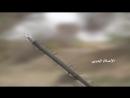 Хуситы ракетами обстреляли казармы армии Хади в районе Аль-Хазм, Джауф.