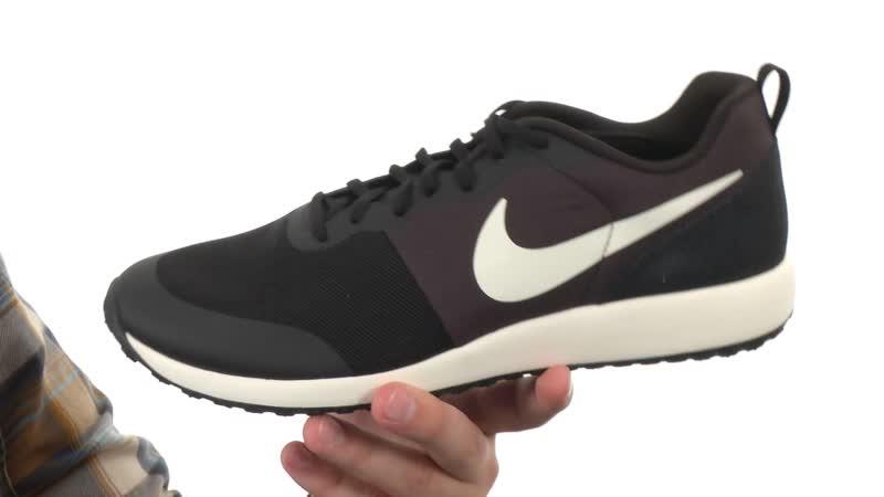 Женские кроссовки Nike MD Runner 2 Черные