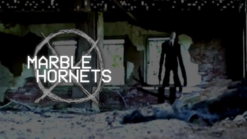 Мраморные Шершни(Marble Hornets) | 2 Часть. Продолжение истории