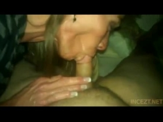 Real mom drunk bj