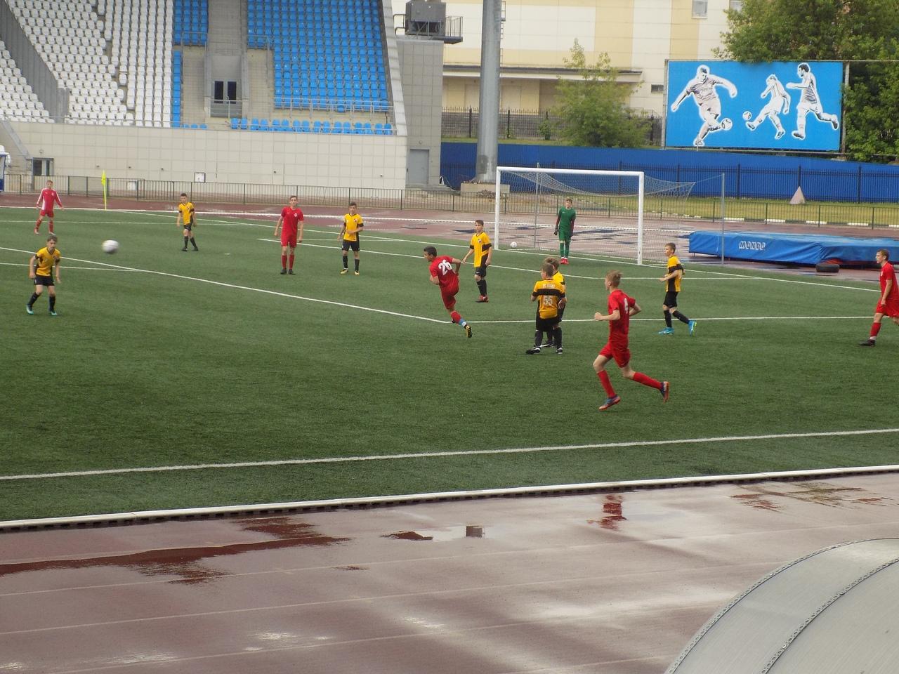 Команда СШ «Витязь» 2004 г.р. вышла в 1/8 финала Кубка РФС