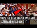 That Time When A Non-NBA Michael Jordan DESTROYED A Team of NBA All-Stars