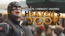 Marvel Cinematic Universe Heavens Door c/w avis