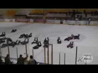 Хоккей Ледовые пингвины K 2 Wind 3 1