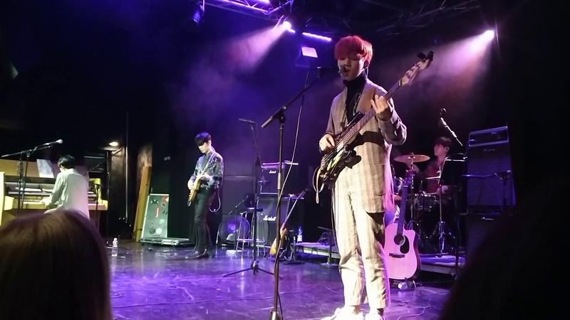 [사우스클럽]South Club - 안녕 Hi/Bye @Gloria, Helsinki (FINLAND) 팬캠